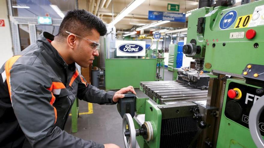 Ford acomiadarà 7.000 treballadors