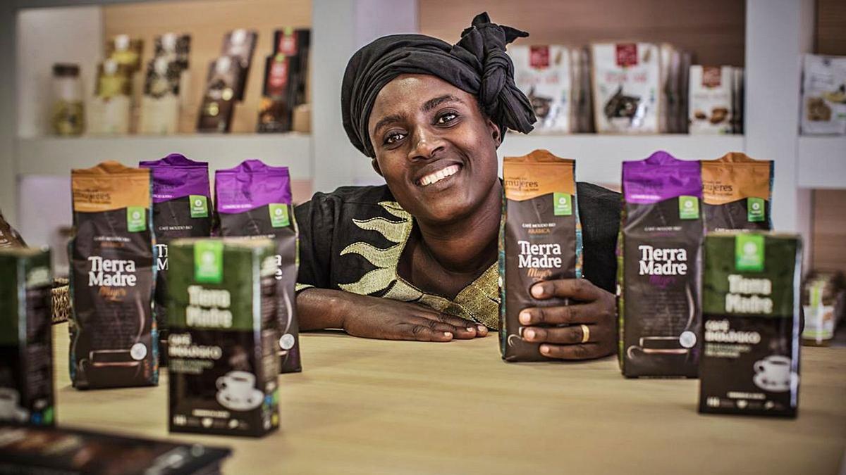 Des d'Oxfam Intermón es promou el comerç just i els proveïdors locals i sostenibles.   LEVANTE-EMV