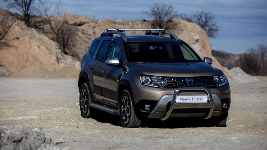 Dacia Duster Serie Limitada Aniversario: una versión en GLP y desde 16.700 euros