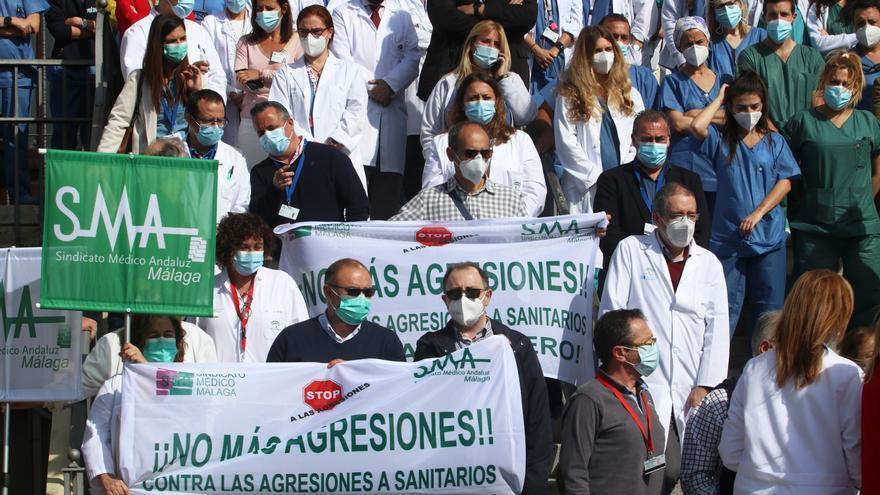 Los sanitarios del Regional condenan una nueva agresión