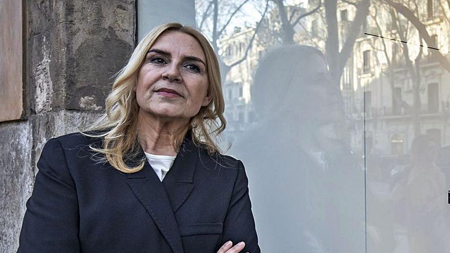 Susy Gómez dimite como jurado del Ciutat de Palma d'Arts Visuals
