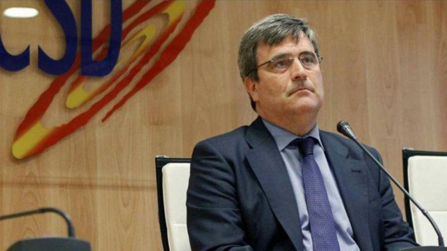 Miguel Cardenal testifica en la Audiencia Nacional por el fraude en la RFEF