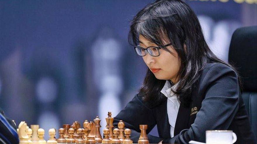 La china Wenjun cobra ventaja en el Mundial de ajedrez