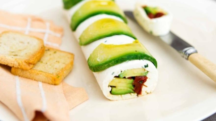Aguacate y sushi, una combinación perfecta para paladar y ojos