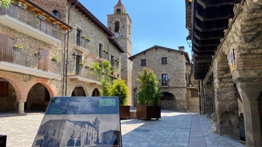 Bellver crea una ruta que compara carrers i edificis amb el seu passat