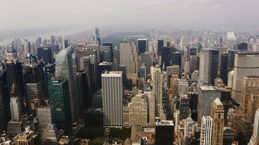 La economía digital construye ciudades cada vez más grandes