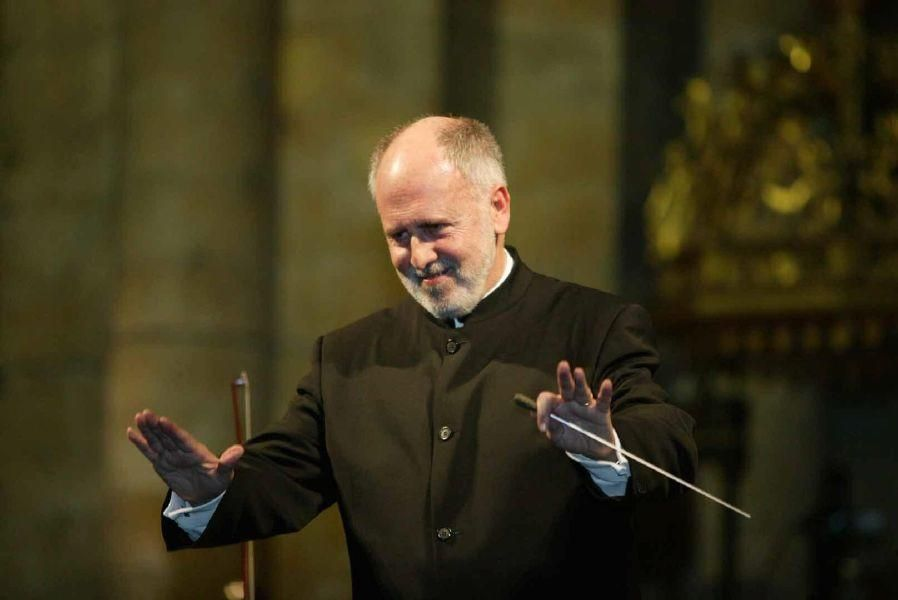 Jesús López Cobos, en imágenes