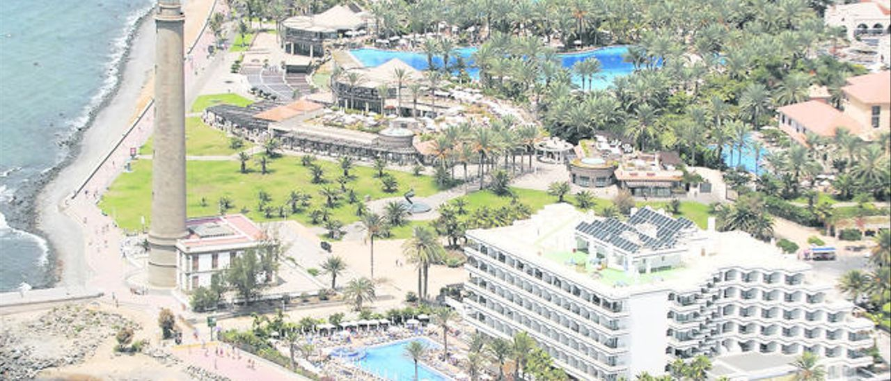 Los residentes de las zonas turísticas suponen un 30% de la población