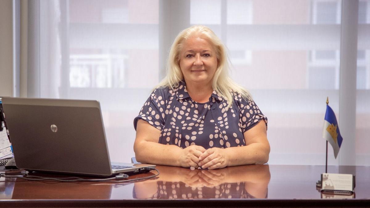 Araceli de Moya tomará este viernes posesión como alcaldesa de Orpesa, cumpliendo el pacto de gobierno con el PSOE.