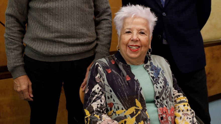 Conchita Quirós, un espíritu libre entregado al entusiasmo literario