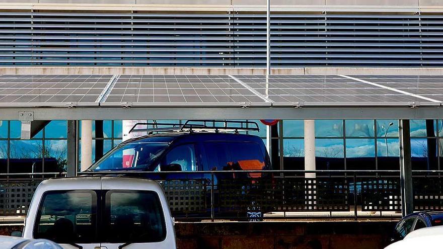 Parken für die Energiewende auf Mallorca