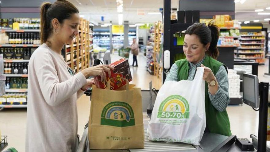 Mercadona diu adéu per sempre a les bosses de plàstic