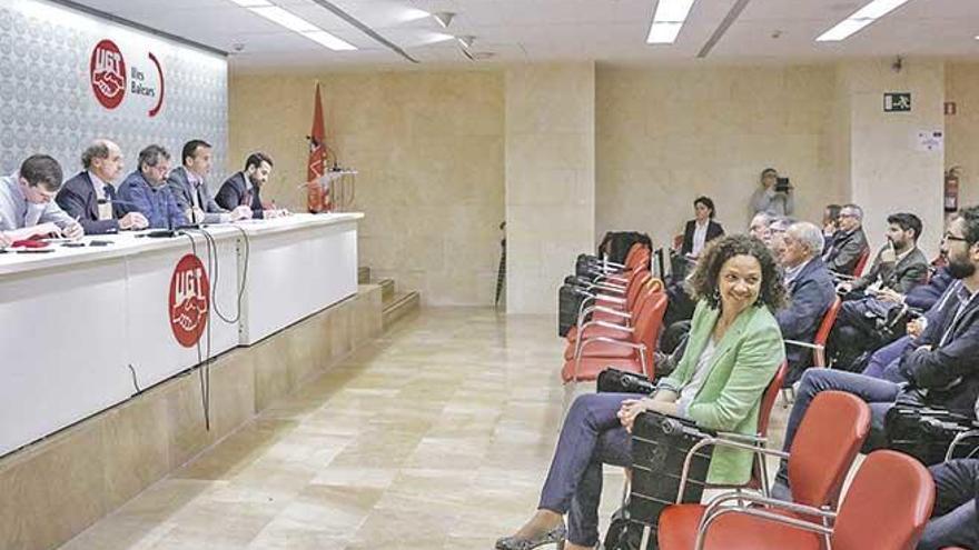 Plataformas de Balears y Valencia se unen para una mejor financiación