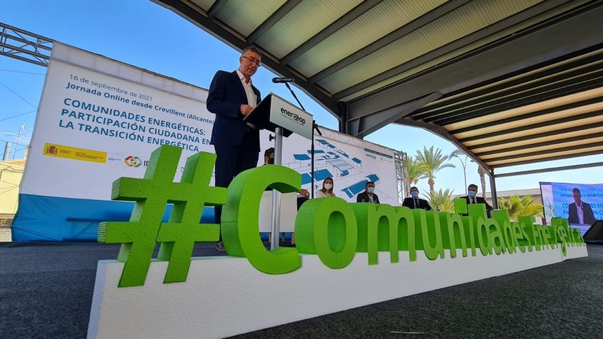 El Consell apoyará este año 48 proyectos de comunidades energéticas locales