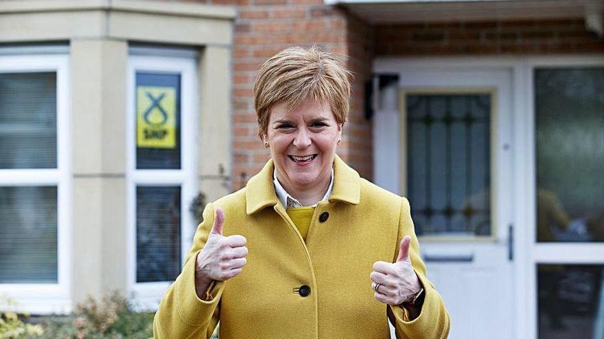 Escòcia coneixerà el cap de setmana el resultat dels comicis