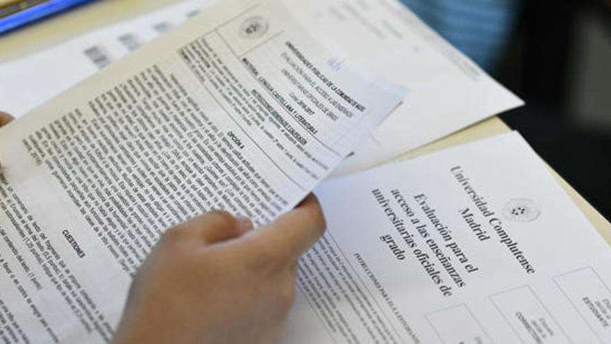 ANPE exige la paga a los docentes que trabajaron en la última selectividad