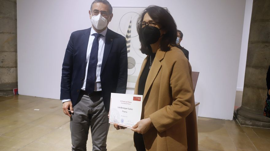 La UMU entrega los galardones de su Premio de Pintura