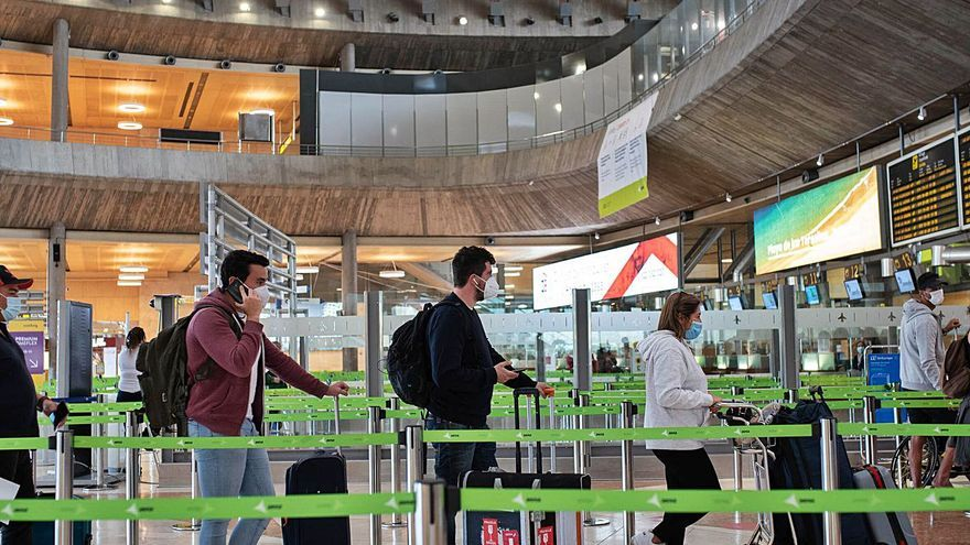 El Archipiélago salva el 31,6% de la conectividad aérea de la Semana Santa