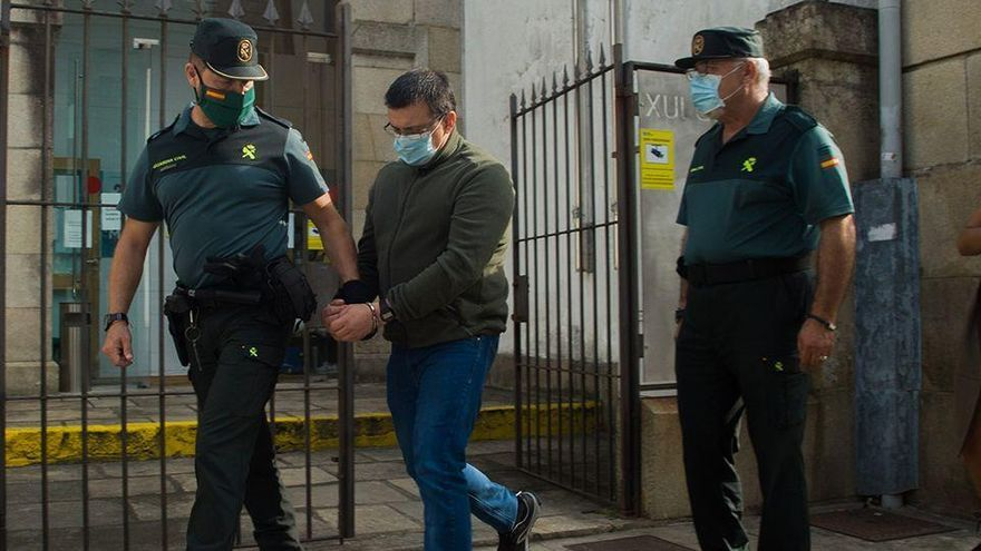 """El autor confeso del triple crimen de Valga: """"Me cansé de que me pitorrearan"""""""