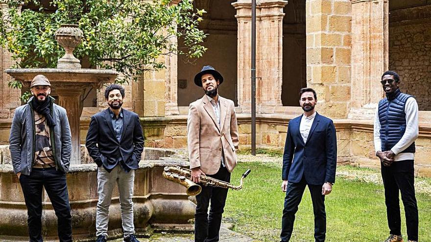 El Museo Arqueológico, un escenario para músicos de jazz