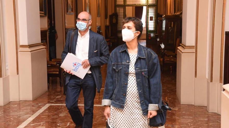"""Marea ve """"en riesgo"""" su pacto con el PSOE por el plan de choque, avalado por unanimidad"""