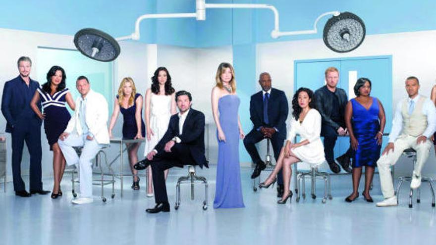 «Anatomia de Grey»: Jessica Capshaw i Sarah Drew abandonen la sèrie