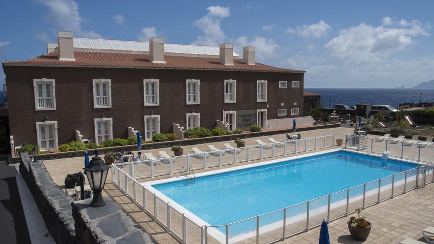 El Hierro mejora el hotel balneario Pozo de la Salud