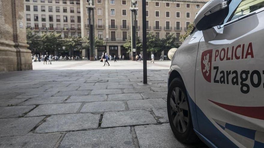 Pillado a sus 70 años por conducir un coche por Zaragoza sin haber obtenido nunca el carnet