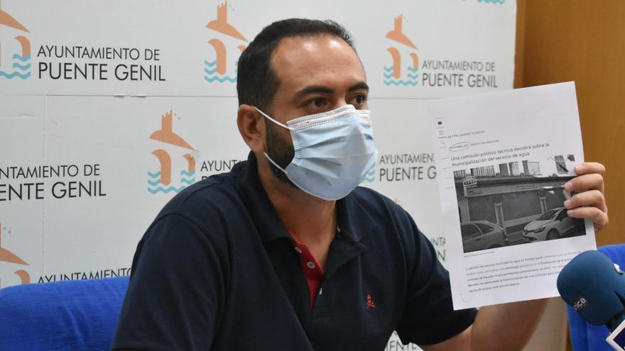 IU de Puente Genil pedirá que no suba el precio del comedor escolar