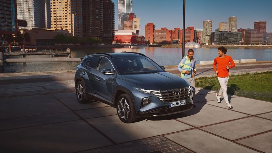 Consigue tu Hyundai Tucson a un precio único solo durante este mes