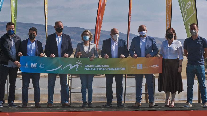 La 'Gran Canaria Maspalomas Marathon' entra en escena