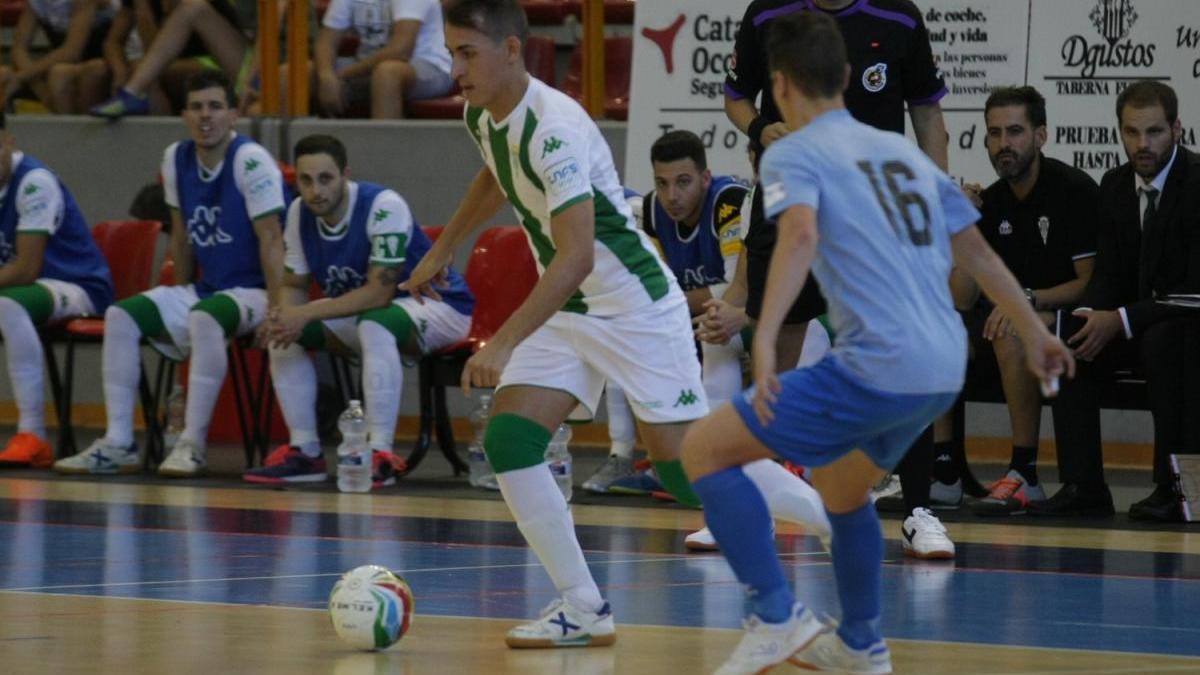 El Córdoba Futsal quiere corroborar las buenas sensaciones