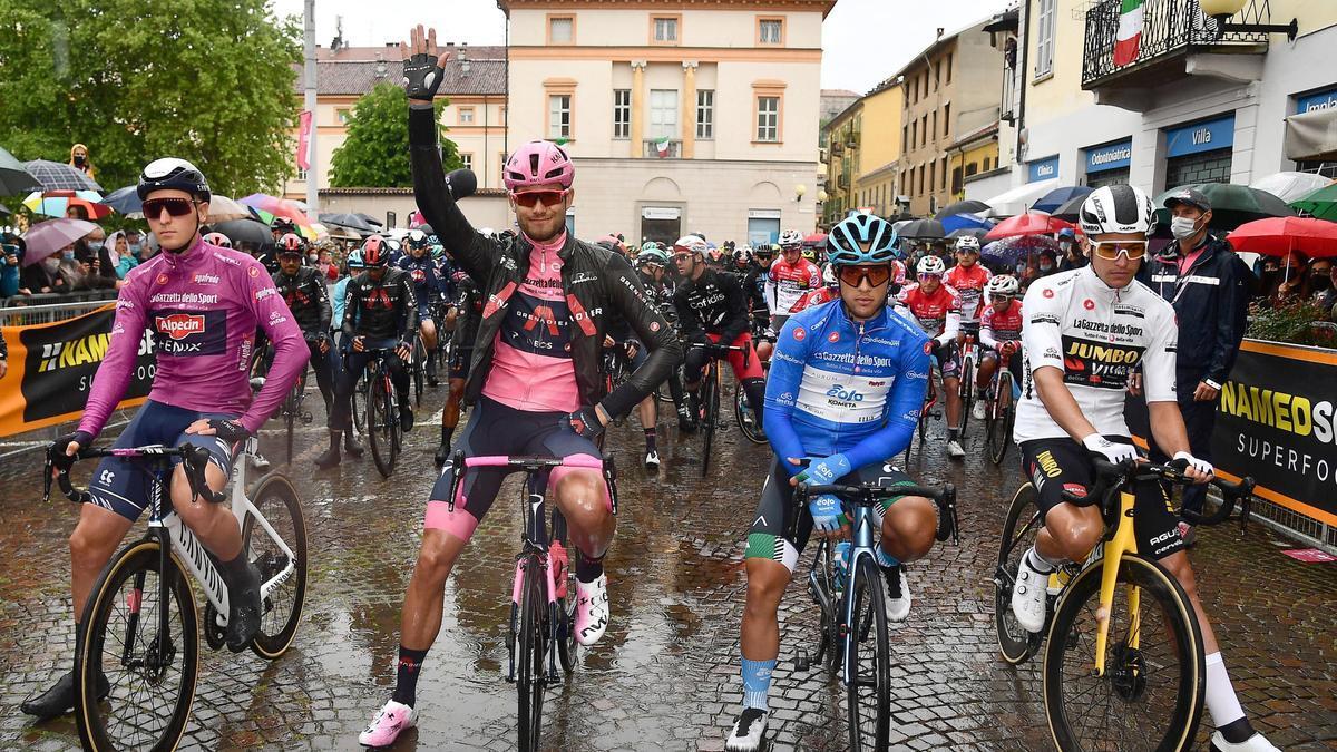 Giro de Italia: Biella - Canale