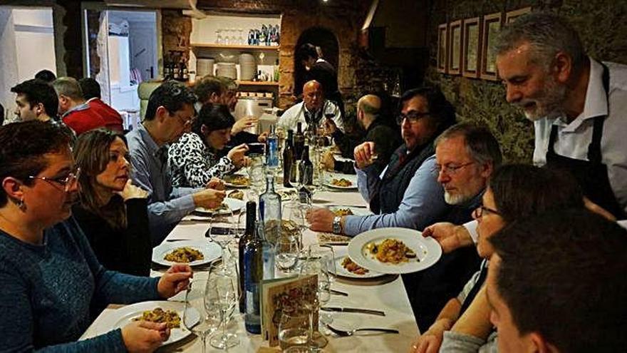 Dieciséis restaurantes estrenan la marca de calidad de restaurantes de la Reserva