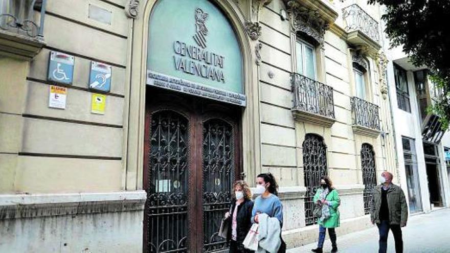 Igualdad inicia los trámites para rehabilitar el edificio de la calle Colón