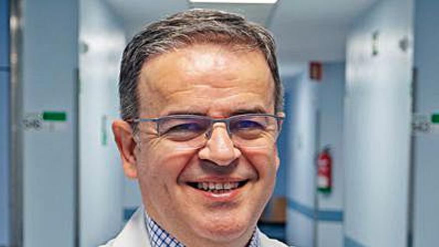 El anestesista Rafael Cabadas, nuevo gerente del Hospital Povisa