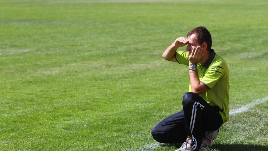 Raúl Campano sustituye a Kike Ramos al frente del Nacional Juvenil del Zamora CF
