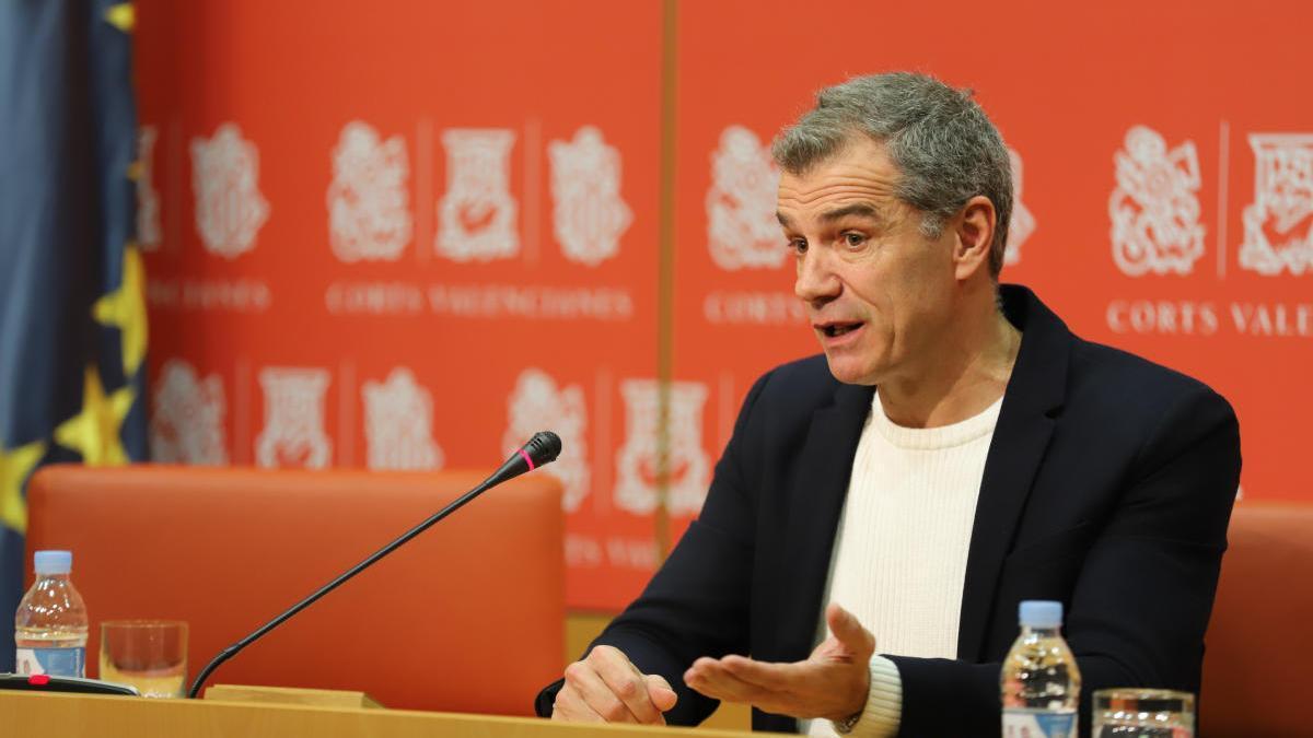 Cantó pide la comparecencia de Puig y Oltra en las Cortes