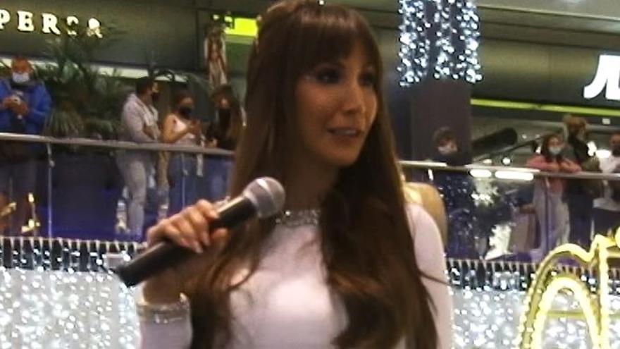 Avalancha en un centro comercial para ver a Kiko Rivera, Omar Montes y Fani Carbajo