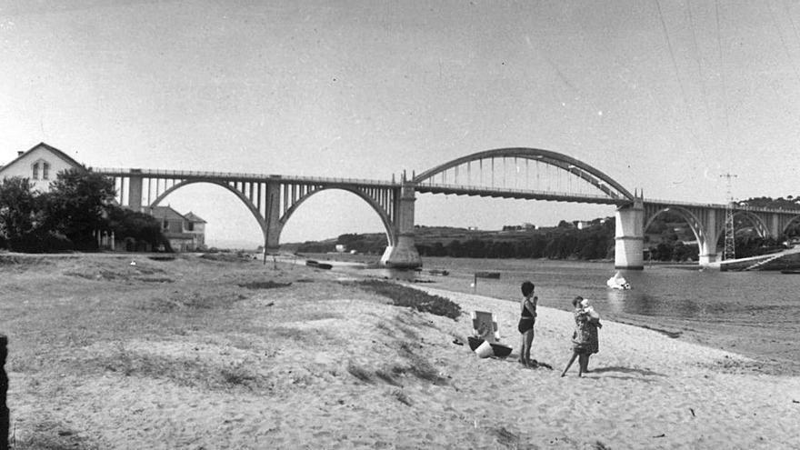 Los 78 años del puente de O Pedrido