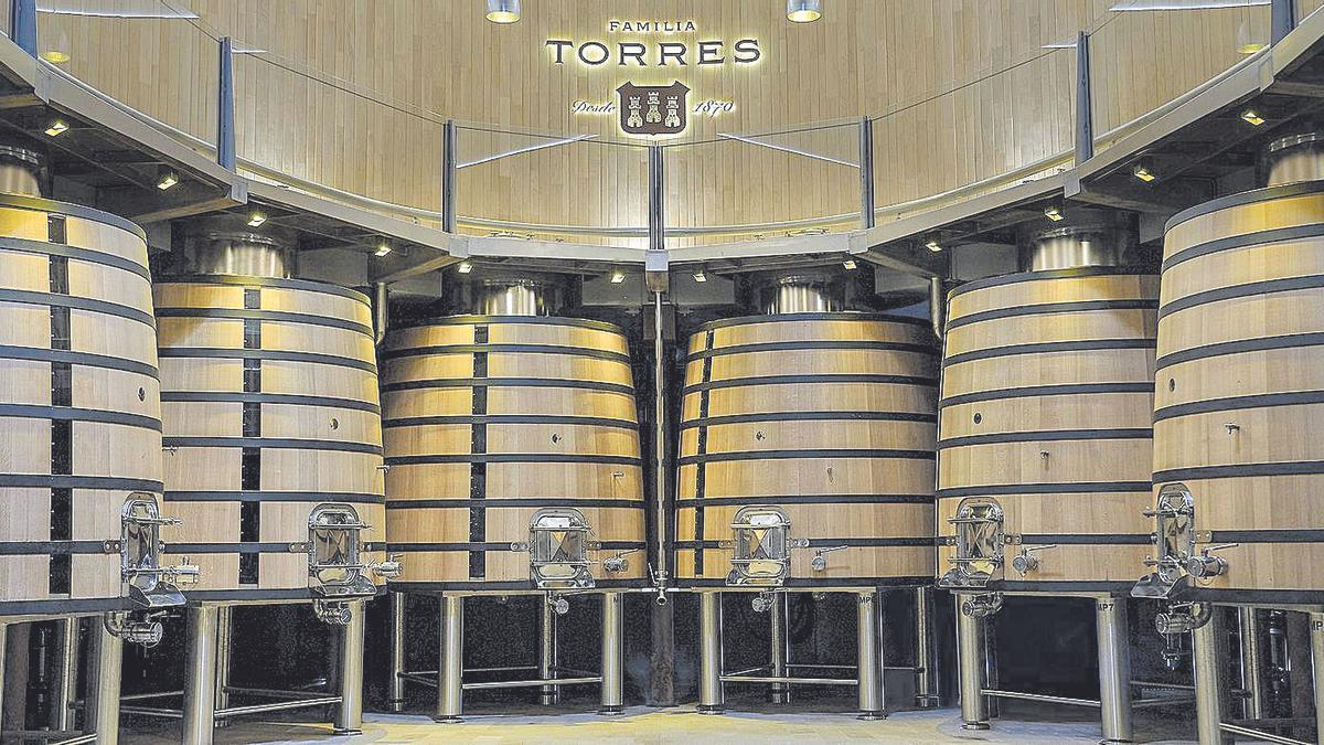 Familia Torres, la marca  de vinos más admirada