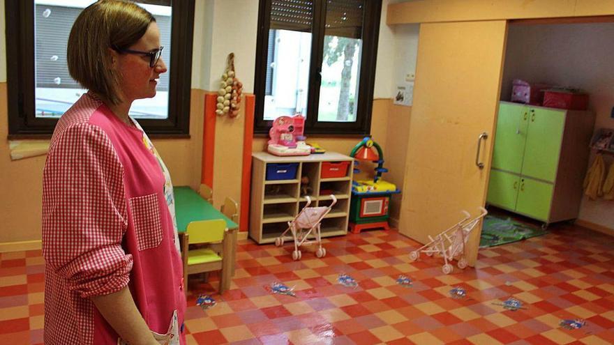 La ampliación de la escuela infantil de Castropol podría estar lista a finales de año