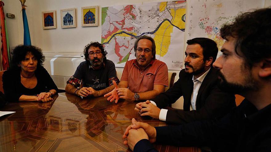 El avance hacia la unión con Podemos siembra dudas en IU Zamora