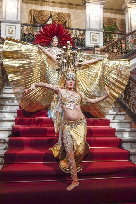 08-02-20 LAS PALMAS DE GRAN CANARIA. GABINETE LITERARIO. LAS PALMAS DE GRAN CANARIA. Baile del Príncipe.    Fotos: Juan Castro.