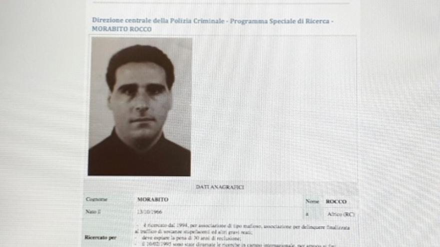 Capturan al jefe de la 'Ndrangheta, Rocco Morabito, en Brasil