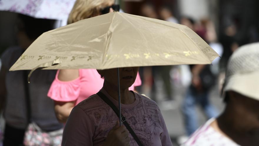Tiempo en València hoy: Desplome de las temperaturas