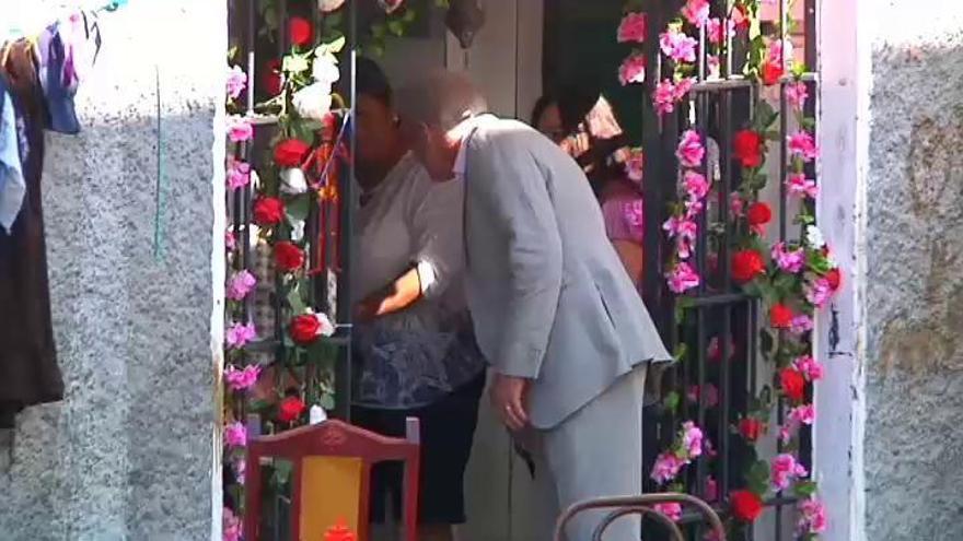 Richard Gere rueda su nueva serie de la BBC en Sevilla