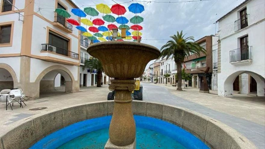 Más paraguas para Malpartida de Cáceres