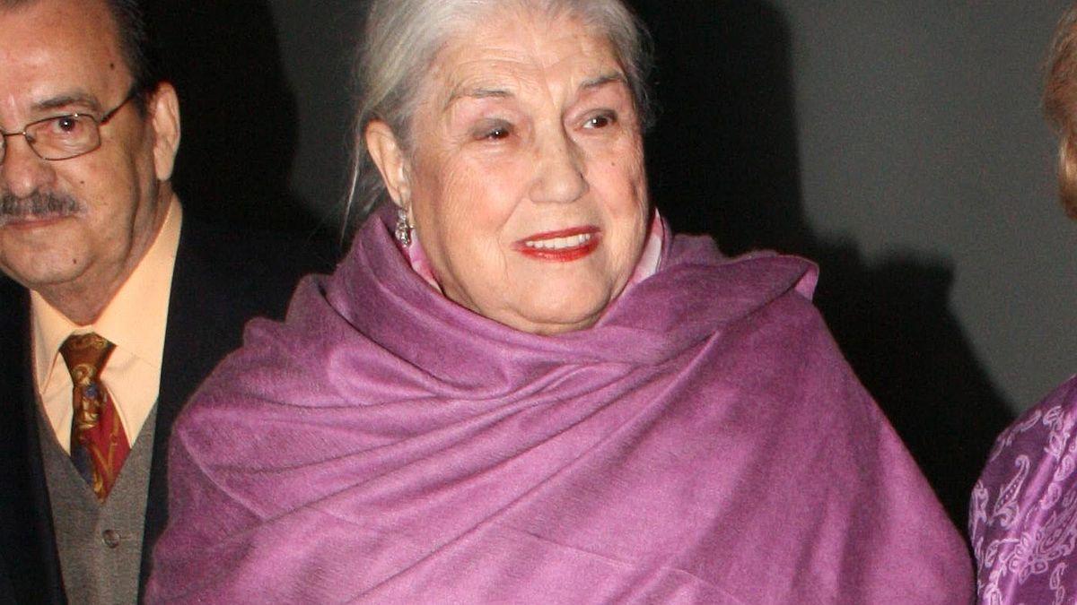 Ángela Tejedor.