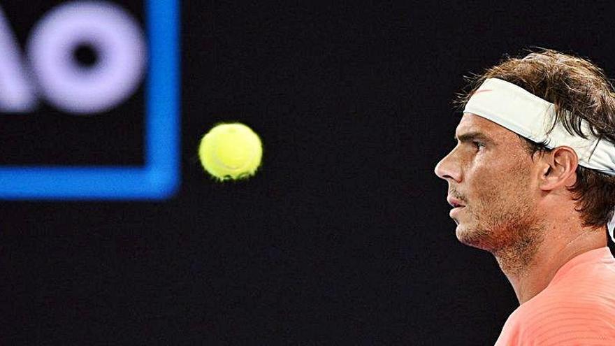 Hora y televisión de los octavos de final entre Nadal y Fognini